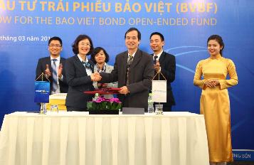 Quỹ Đầu tư Trái phiếu Bảo Việt (BVBF) chính thức được giới thiệu tới nhà đầu tư