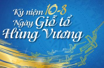 Thông báo nghỉ lễ Giỗ tổ Hùng Vương và Lễ chiến thắng - Quốc tế Lao động năm 2019