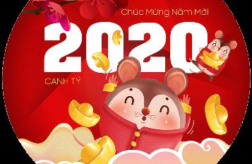THÔNG BÁO NGHỈ TẾT DƯƠNG LỊCH VÀ TẾT NGUYÊN ĐÁN NĂM 2020